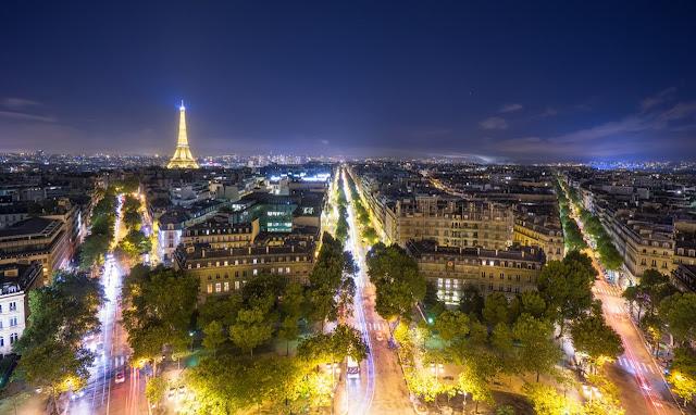 Zakochaj się w Paryżu