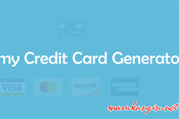 Dummy Credit Card Numbers With CVV And Expiration Date for Testing 2018