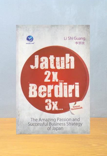 JATUH 2X BERDIRI 3X, Li Shi Guang