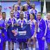 El equipo de Korfball de la región Sur se coronó con el Oro de los Juegos Nacionales 2018.