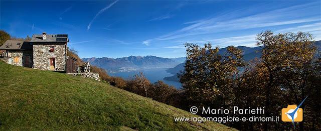 Panorama da Marcalone