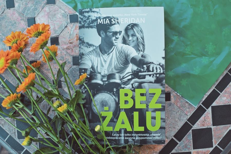 BezŻalu, Francja, MiaSheridan, opowiadanie, recenzja, romans, sztuka, WydawnictwoEdipresse, muzyka