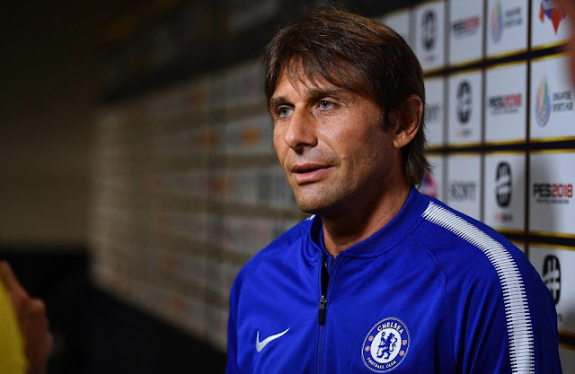 Paul Merson believes Antonio Conte should replace Arsene Wenger