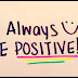 Latihan Positive Feeling