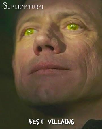 Supernatural: Top 5 Villains by freshfromthe.com
