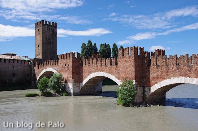 Castelvecchio en Verona