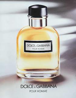 DOLCE & GABBANA POUR HOMME de Dolce & Gabbana. El perfume masculino imprescindible de los 90.