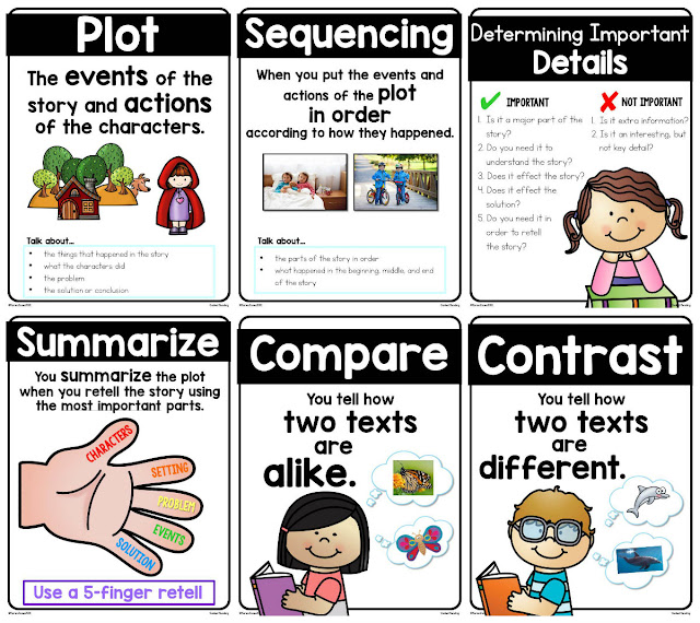 guided reading skills
