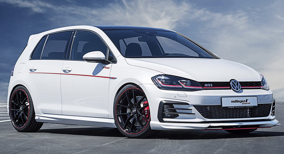 Oettinger Goes Worthersee With Comprehensive Golf Gti R