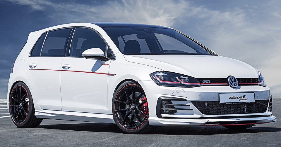 Gti Performance Package >> Oettinger Goes Worthersee With Comprehensive Golf GTI/R Upgrades
