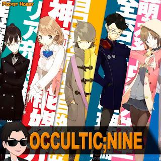 Impressões Semanais- Occultic;Nine Ep. 1 - Pocket Hobby - www.pockethobby.com - 1