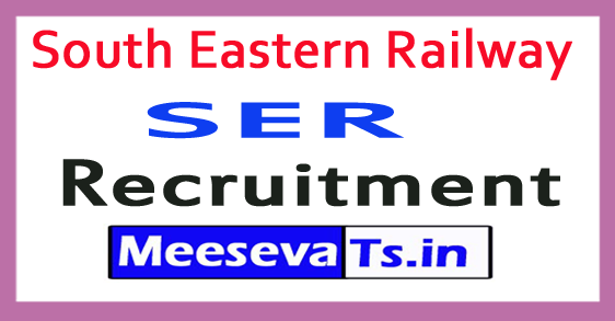 South Eastern Railway Recruitment 2017-18