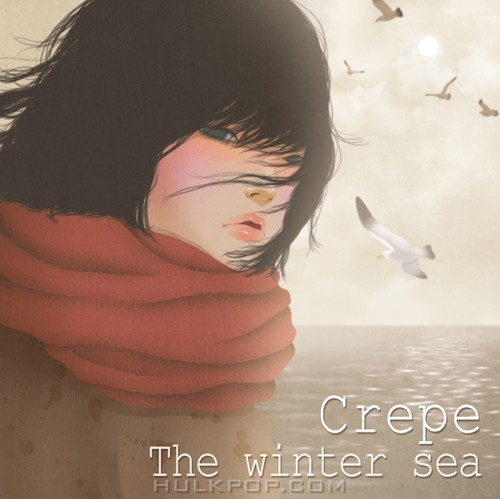 Crepe – The Winter Sea – Single