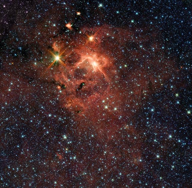 Star IRAS 13481-6124