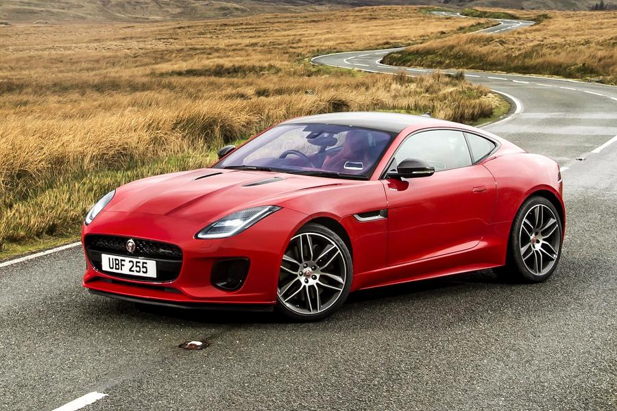 Jaguar Launches A Fourcylinder FType Autoesque - 4 cylinder jaguar