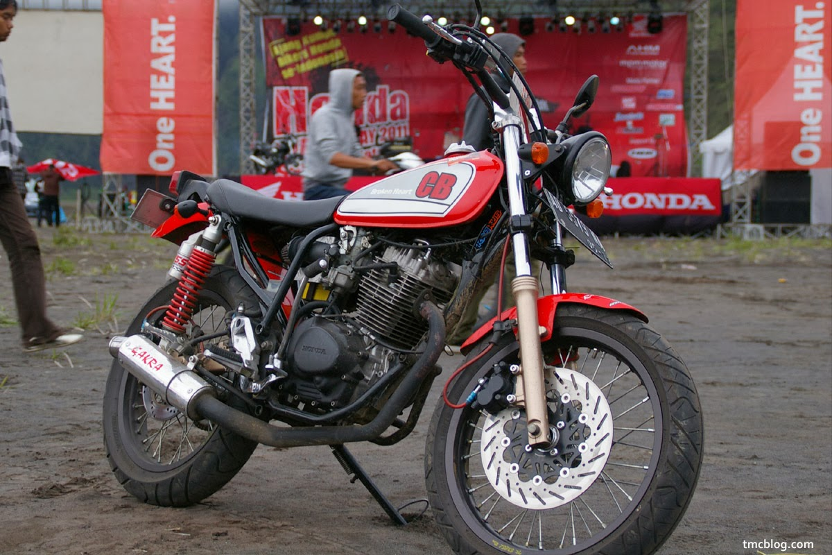 110 Download Foto Modifikasi Motor Cb Modifikasi Motor Honda CB