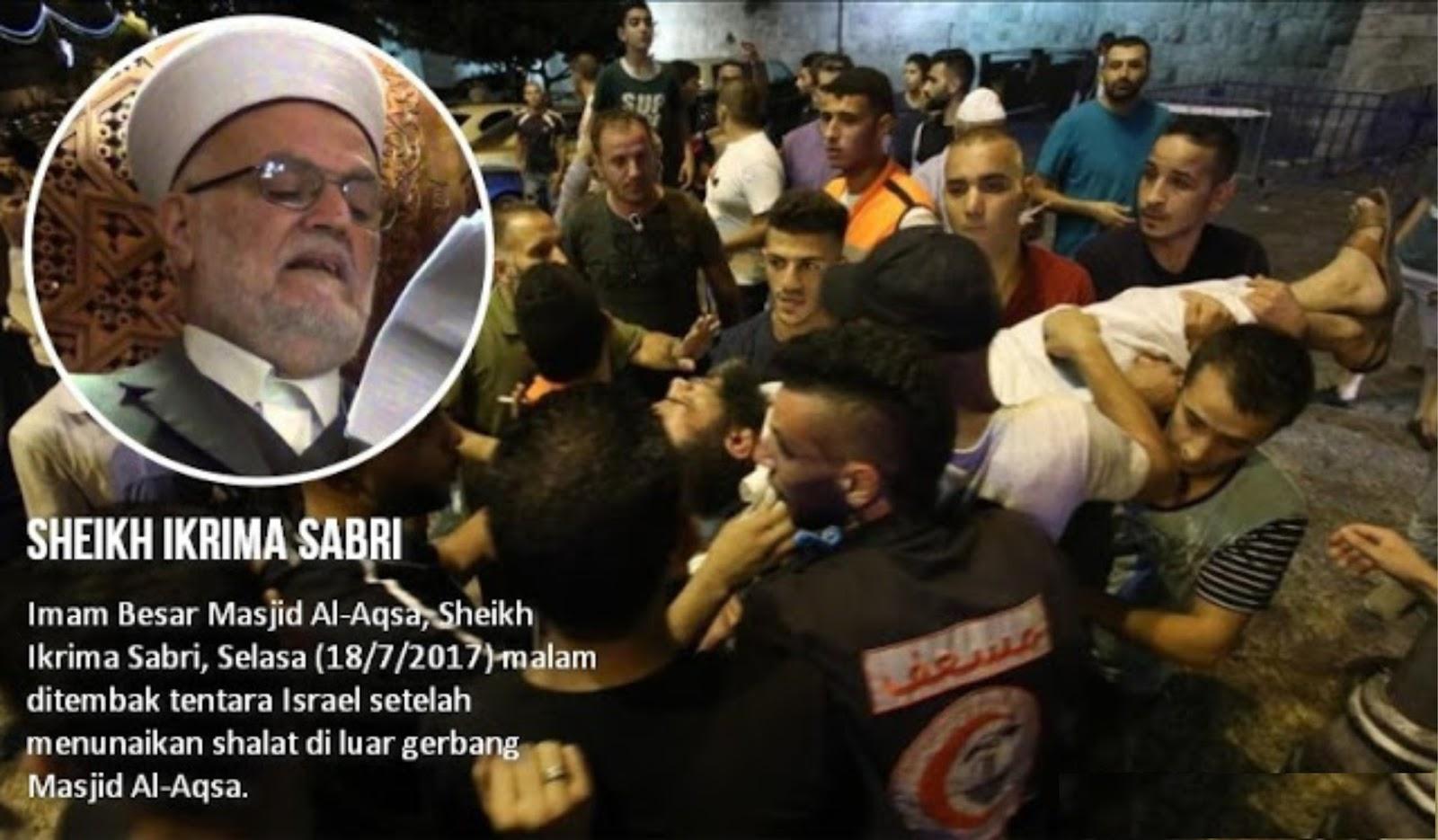 5 Sejarah Mengerikan yang Pernah Terjadi di Al Aqsa yang Terkenal Legendaris