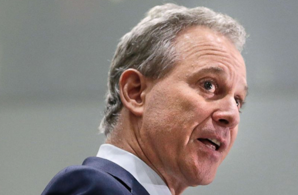 NY Attorney General Eric Schneiderman resigns after report he abused 4 women
