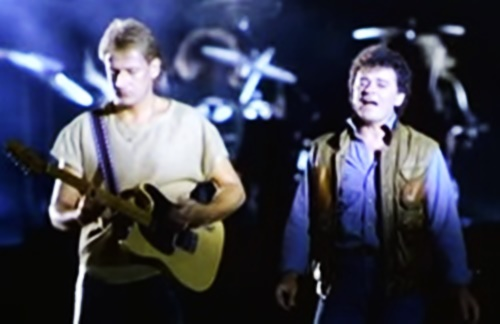 Air Supply - Making Love Out Of Nothing At All