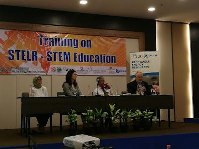 Kursus STELR - STEM Education di Bandung - Hari 01