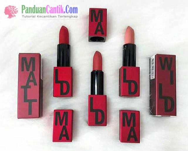 APIEU Wild Matte Lipstick - Merk Lipstik Korea Yang Bagus Dan Tahan Lama Tapi Harga Murah