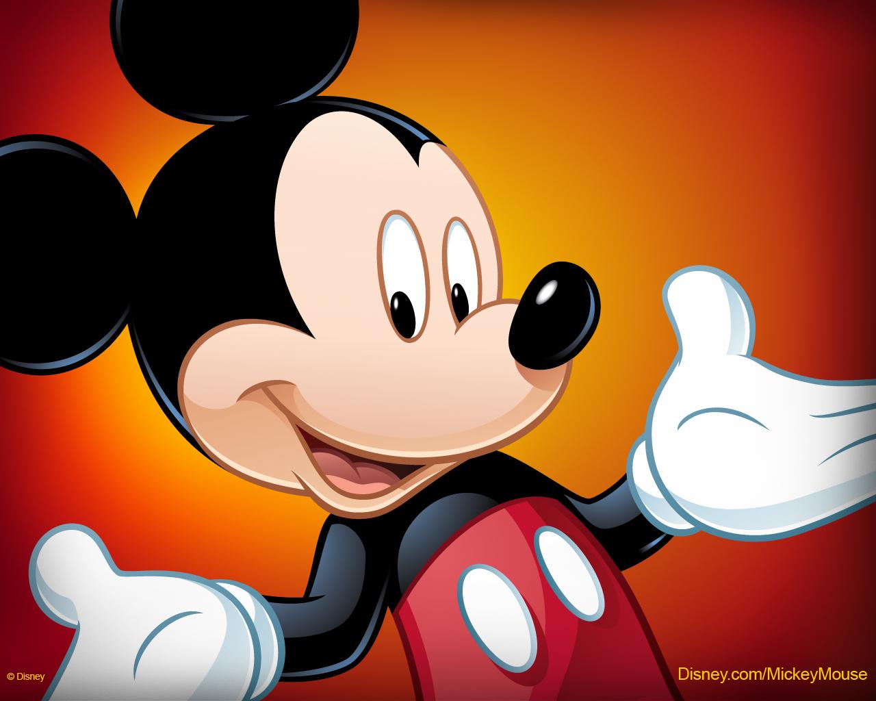 Gambar Mickey Mouse Lucu Lengkap Gambar Foto