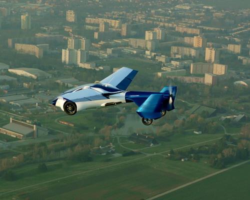 Tinuku.com Tinuku AeroMobil 3.0 flying car has officially hit market this year
