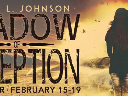 BLOG TOUR: Read an excerpt of Shadow of Deception by Sophia L Johnson - GIVEAWAY