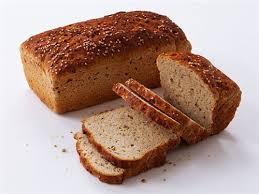 Pain sans gluten aux différentes farines