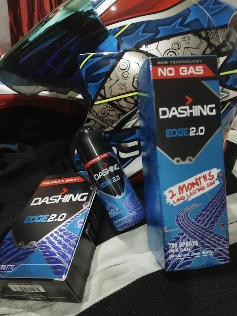 Dashing Adventurer 2.0 | Untuk Lelaki Hebat Bertambah Hebat