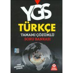 Örnek Akademi YGS Türkçe Tamamı Çözümlü Soru Bankası (2017)