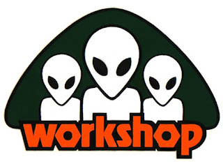 ALIEN WORKSHOP CHILDHOOD