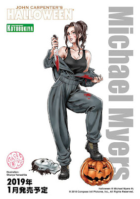 HORROR Bishoujo Series Halloween Michael Myers