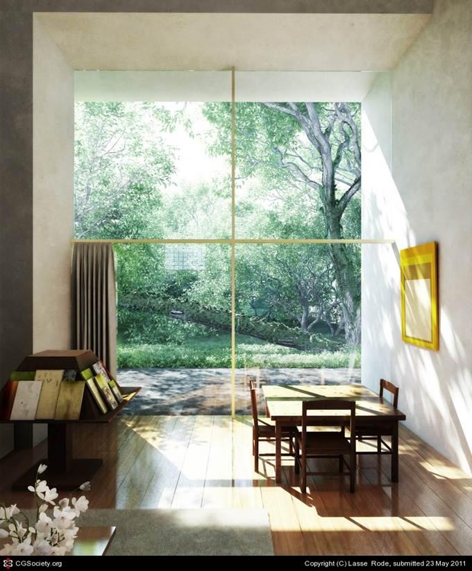 Casa Barragan by Lasse Rode