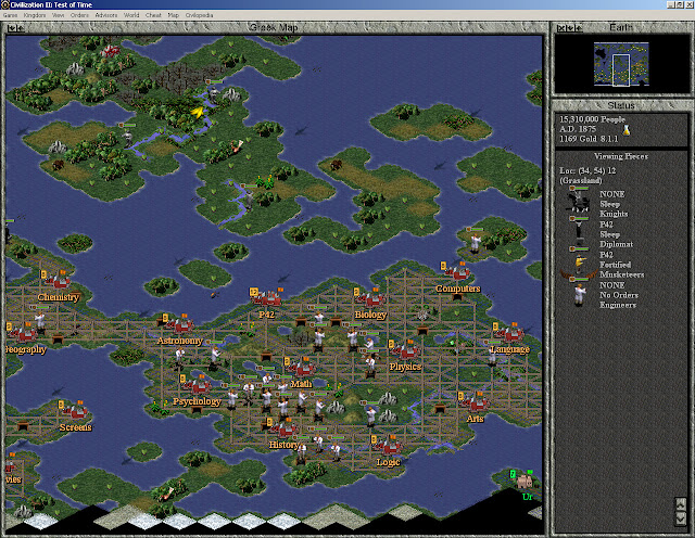 Today We Play: Civilization 2: Test of Time