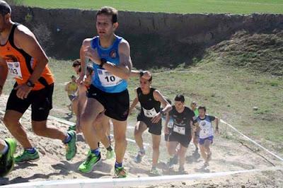 Atletismo Aranjuez - La Barrera Pantoja