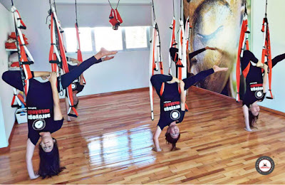 yoga aerien, aeroyoga, aerial yoga, air yoga, fly, flying, stage, formation enseignants, formation enseignant yoga, professionnelle