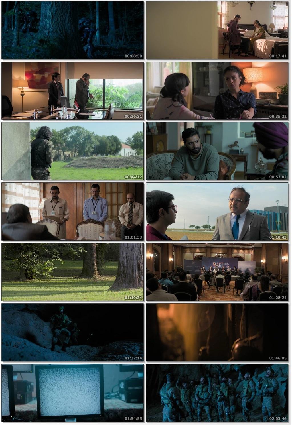 URI: The Surgical Strike Hindi Movie