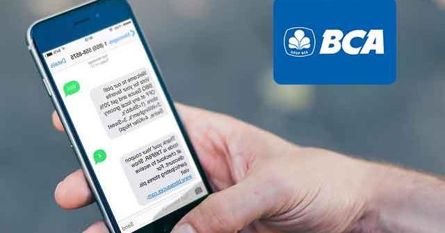 Cara Menggunakan SMS Banking BCA (Kode Format) - YuKampus