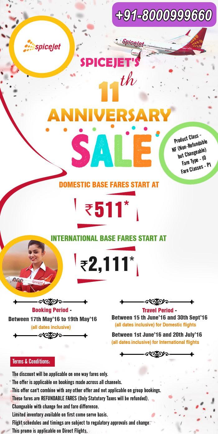 Spicejet Sale.....www.aksharonline.com