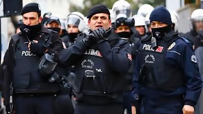 """السلطات التركية تعتقل 16 بينهم فرنسيون للاشتباه في صلتهم بـ""""الإرهاب"""""""