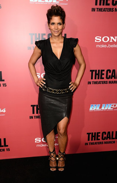 Morris Chestnut and Halle Berry in The Call - Premiere ...