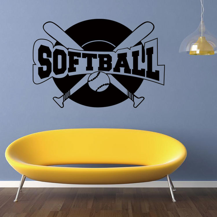 Softball Bedroom Decorations Design And Ideas 6
