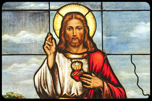 Foto: Sagrado Coração de Jesus
