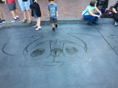 Stitch Disney Parks Paint with Water