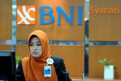 Lowongan Kerja PT Bank BNI Syariah Rekrutmen Karyawan Baru Besar-Besaran Penerimaan Seluruh Indonesia