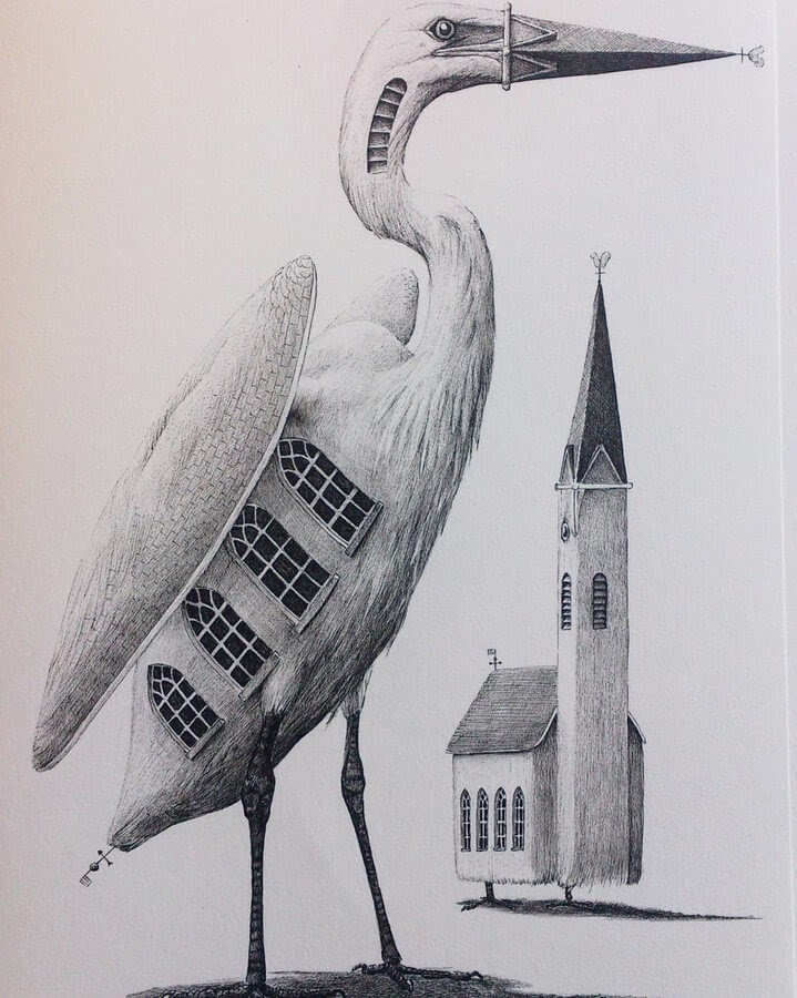 08-Crane-and-Architecture-Redmer-Hoekstra-Surrealism-www-designstack-co