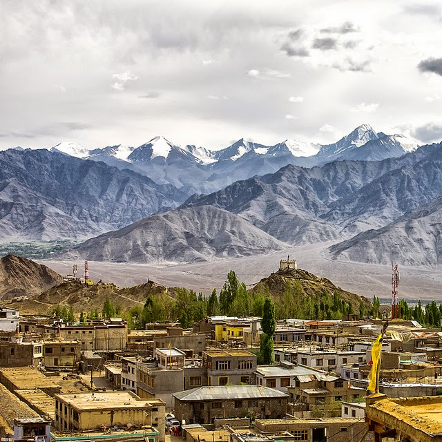 10 Best Backpacking Destinations in India | Leh Ladakh, India