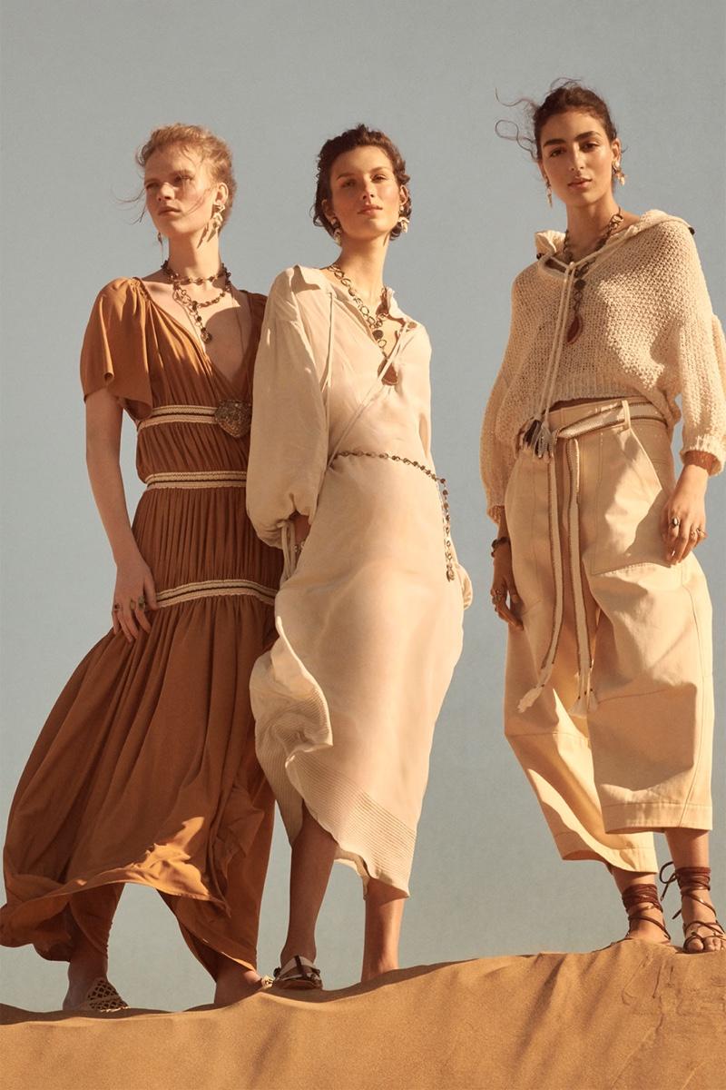 Zara Collection Spring/Summer 2019 Campaign