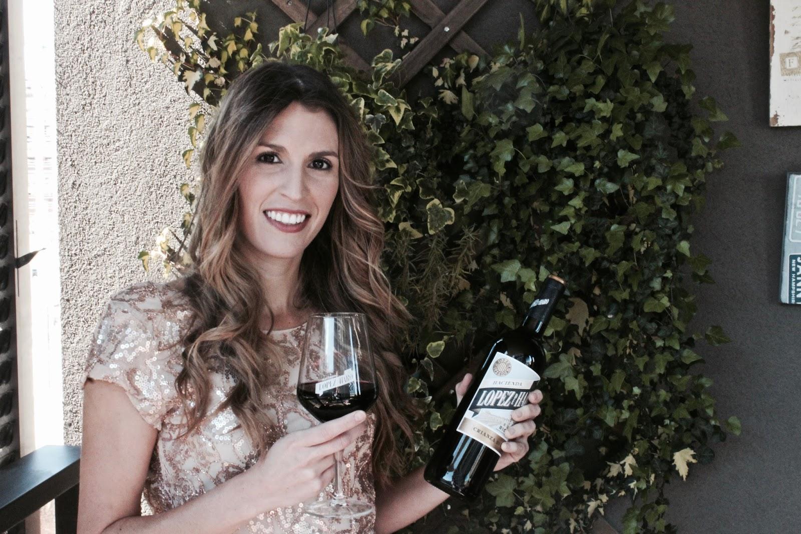 el rincón de vino